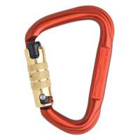 奧地利 AUSTRIALPIN 2800 EVO 鋁合金三段自動鎖鉤環大開口 紅色