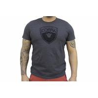 奧地利 Austrialpin COBRA T-shirt 純棉 灰黑色