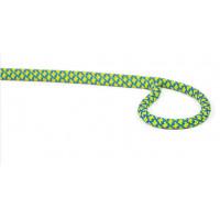 法國 cousin ATRAX 11.6mm 雙編織攀樹繩 35米 黃藍色