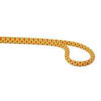 法國 cousin ATRAX 11.6mm 雙編織攀樹繩 35米 綠橘色