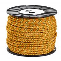 法國 cousin CORDS 8mm 普魯士繩 120米 橘黃色 每米特價