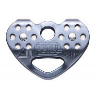 法國 Petzl P21 SPE - TANDEM SPEED 直列式雙滑輪(不鏽鋼滑輪在滾珠軸承上)