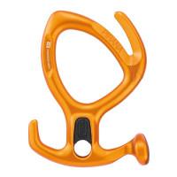 法國 Petzl Pirana Descender 可調式下降器/變形確保環/制動器/下降器 D005AA00 橘
