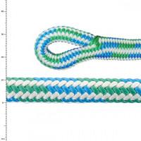 美國 samson Velocity 11mm 雙編織攀樹繩 COOL有繩眼(120英呎)