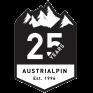 奧地利 AUSTRIALPIN FISH LTD. EDT. 確保器加按扣自動鉤環 全黑 AB24Z-SET-ED25