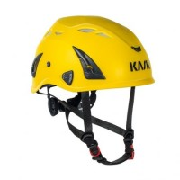 義大利 KASK SUPERPLASMA PL 攀樹/攀岩/工程/救援/戶外活動 頭盔 黃色