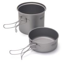 RHINO 犀牛 鈦合金鍋 1.1L KT-85