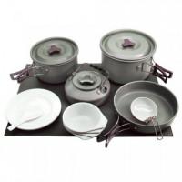 RHINO 犀牛 K-4 四人鋁合金套鍋