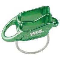 法國 Petzl REVERSO 確保器/制動器/豬鼻/下降器 D017AA01 綠