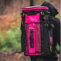 英國 Arbortec Cobra Rope Bag - Pink 65L 眼鏡蛇繩筒裝備背包 粉色