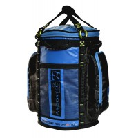 英國 Arbortec Cobra Rope Bag - Blue 55L 眼鏡蛇繩筒裝備背包 藍色