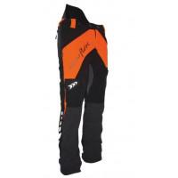 英國Arbortec  Breatheflex Type A Class 1 鏈鋸褲 (黑橘色)