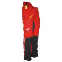 英國Arbortec Breatheflex Type A Class 1 鏈鋸褲 (紅色)