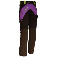 英國Arbortec Breatheflex Type A Class 1 女版鏈鋸褲 (黑紫色)