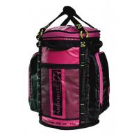 英國 Arbortec Cobra Rope Bag - Pink 55L 眼鏡蛇繩筒裝備背包 粉色