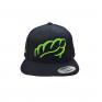 英國 Arbortec AT0047 Lime Snap Back Cap 螢光綠鴨舌帽