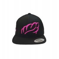 英國 Arbortec AT047 Pink Snap back Cap 螢光粉鴨舌帽