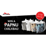 【奧地利 AUSTRIALPIN】PAPNU Chalk Bag 紙粉袋(圖騰鳥)