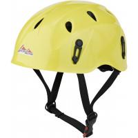 奧地利 AUSTRIALPIN Climbing Helmets 通用款安全頭盔 黃色