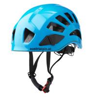 【奧地利 AUSTRIALPIN】 HELM.UT 輕量雙層頭盔 藍色款