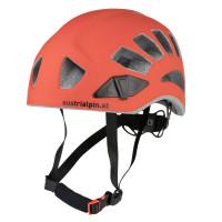 【奧地利 AUSTRIALPIN】 HELM.UT 輕量雙層頭盔 橘色款