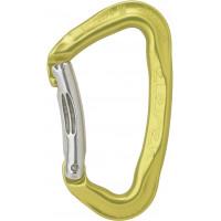 【奧地利 AUSTRIALPIN】ELEVEN snapgate 無鎖彎口鉤環(黃銀色)