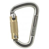 奧地利 Austrialpin D ASYMM 3-way-autolock 三段自動不銹鋼鉤環