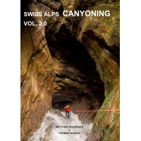 瑞士 CE4Y Swiss Alps Canyoning Vol 2.0 瑞士阿爾卑斯山峽谷探險2.0書籍