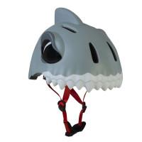 丹麥Crazy Safety 鯊魚安全帽(灰色)