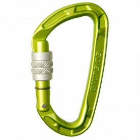 德國EDELRID PURE SCREW-oasis勾環(綠)