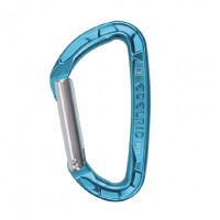 德國EDELRID PURE STRAIGHT-icemine勾環(藍)