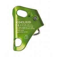 德國 Edelrid WIND UP 胸式上升器 綠色款