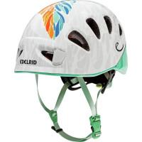 德國 Edelrid Shield II 安全頭盔 白綠