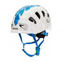 德國 Edelrid Shield Lite 輕量安全頭盔 白藍