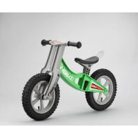 【GHBIKE】幼童滑步車/兒童學步車 綠色 (台灣製造)