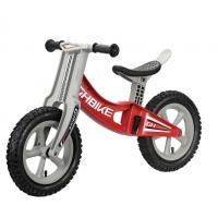 【GHBIKE】幼童滑步車/兒童學步車 紅色 (台灣製造)