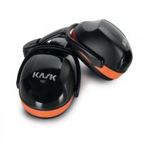 義大利 KASK SC3 耳罩 橘色款