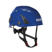 義大利 KASK SUPERPLASMA PL 攀樹/攀岩/工程/救援/戶外活動 頭盔 藍色