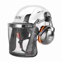義大利 KASK  ZENITH PL Forestry Kit 31snr 鋼絲護目網罩+耳罩組