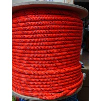 【美國 New England Ropes】 KMIII 50米 靜力繩 11.0mm 橘色