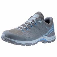 日本SIRIO-Gore Tex短筒登山健行鞋(PF13HA)灰藍