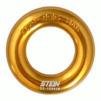 英國 STEIN  Aluminium Ring 27mm 25kN 連接環/鋁圈 黃色