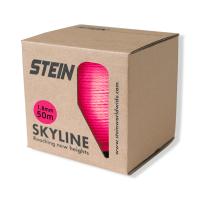 英國 STEIN skyline Dyneema 拋擲繩 1.5mm 50米 粉色