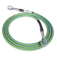 英國 STEIN  3.0m Wire Core Work Positioning Lanyard 不銹鋼雙眼挽索繩