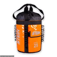 英國 STEIN 筒狀繩索器材袋 25公升 橘色