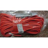 【奧地利 Teufelberger】 攀樹繩 Tachyon 11.5mm 橘藍色 雙編織繩 45米含繩眼