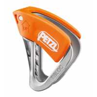 法國 Petzl TIBLOC Ultra-light emergency ascender 超輕量緊急上升器 橘色