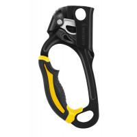 法國 Petzl 手持上升器/攀升器/猶馬 B17ALA ASCENSION 左手版黑黃