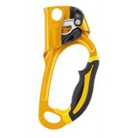 法國 Petzl 手持上升器/攀升器/猶馬 B17ARA ASCENSION 右手版黃色