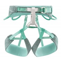 法國 Petzl SELENA 攀岩安全座帶/運動攀登吊帶/上攀坐帶 彈性腿環 女款 C055AA